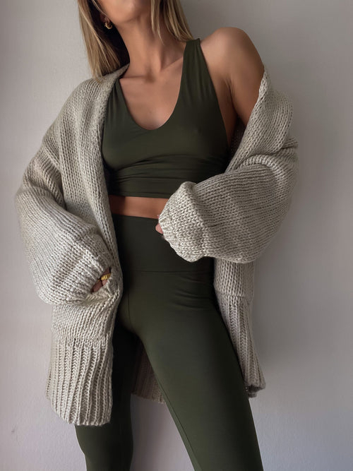 Cayenne Cardigan by Indah