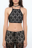 Byron Bay Crop Top - FINAL SALE