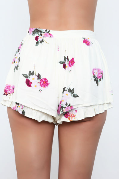 Pink Petals Shorts by Minkpink - FINAL SALE