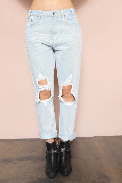 Gazer Boyfriend Jean by Somedays Lovin - FINAL SALE