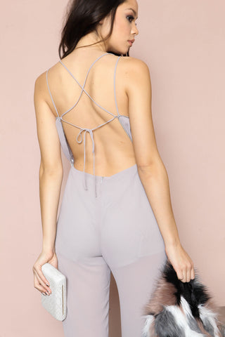 Bare In Mind Jumpsuit - FINAL SALE