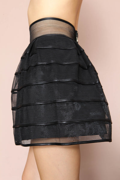Pretty Mesh Skirt - FINAL SALE