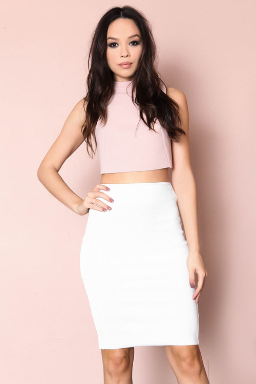 Work It Bandage Skirt - FINAL SALE
