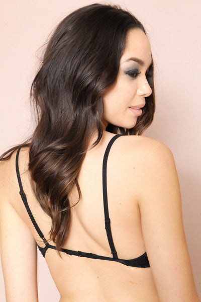 Glaze Over Sequin Bralette - FINAL SALE