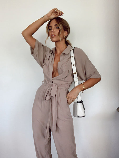 Independent Woman Jumpsuit