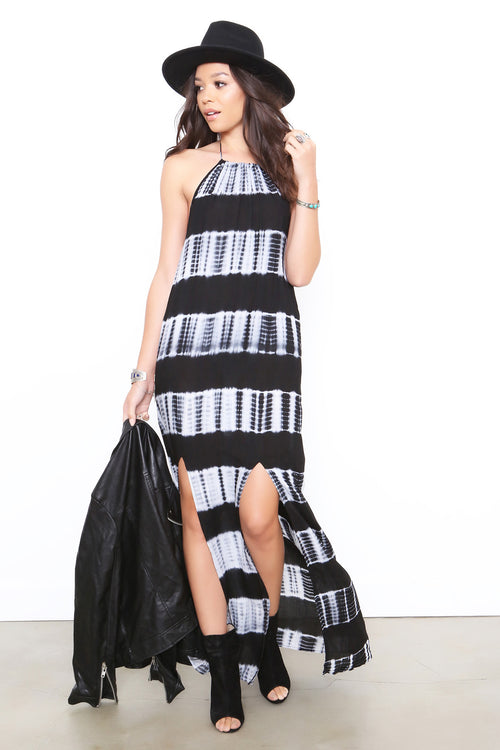 Livin' Is Easy Maxi Dress by Reverse - FINAL SALE