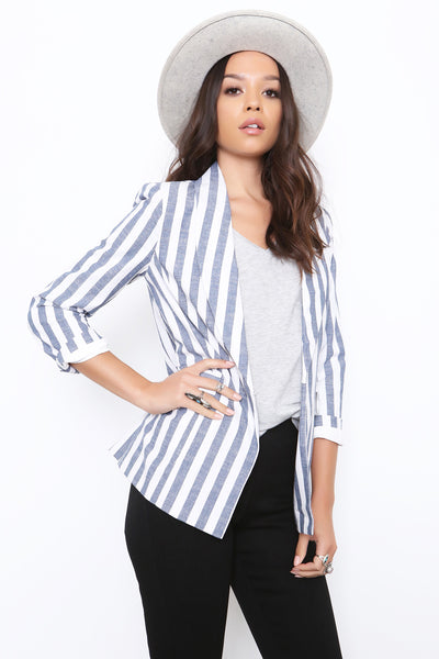 Hamptons Summers Blazer - FINAL SALE