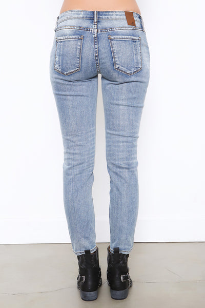 Tear It Up Ankle Skinny Jean - FINAL SALE