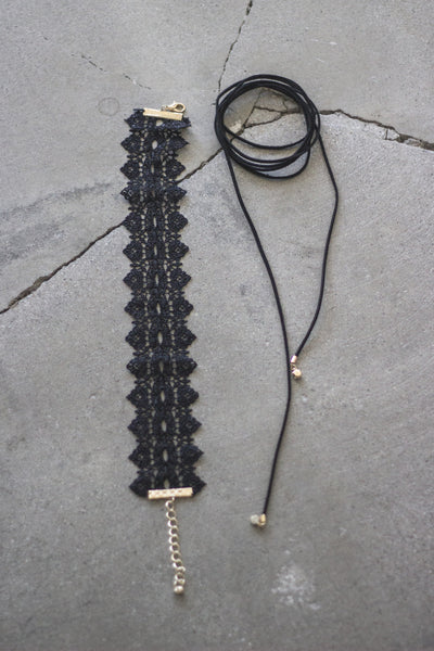 Lattice Choker