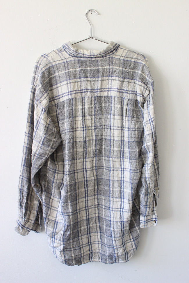 BCM Clothing Co Flannel Shirt by Luna B Vintage