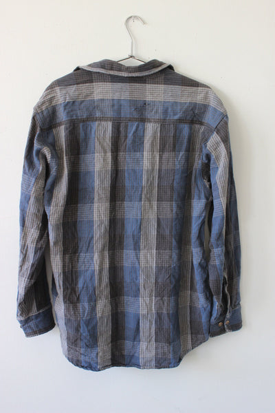 St. John's Bay Flannel Shirt by Luna B Vintage