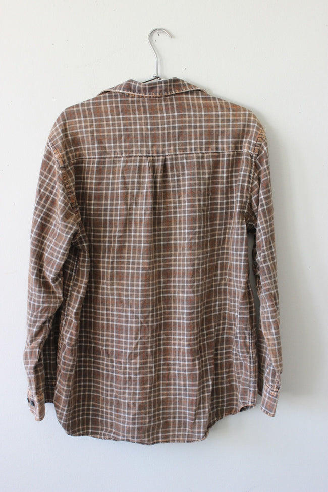 Vollzwirn Flannel Shirt by Luna B Vintage