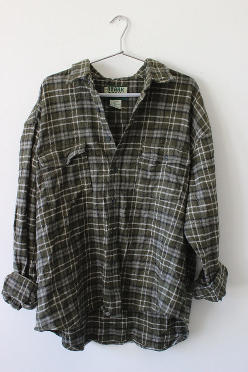 Ozark Trail Flannel Shirt by Luna B Vintage