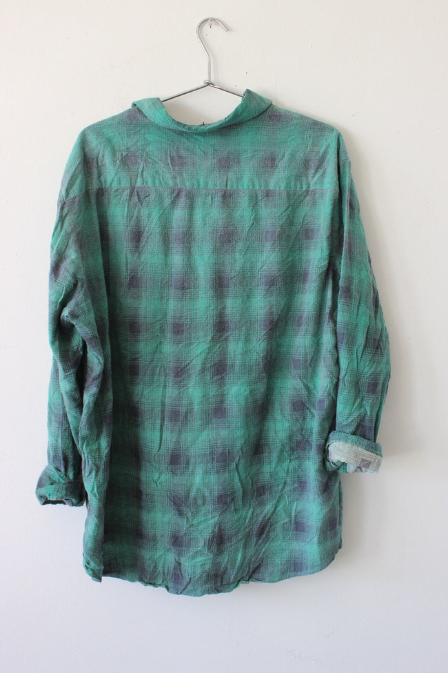 American Edition Flannel Shirt by Luna B Vintage