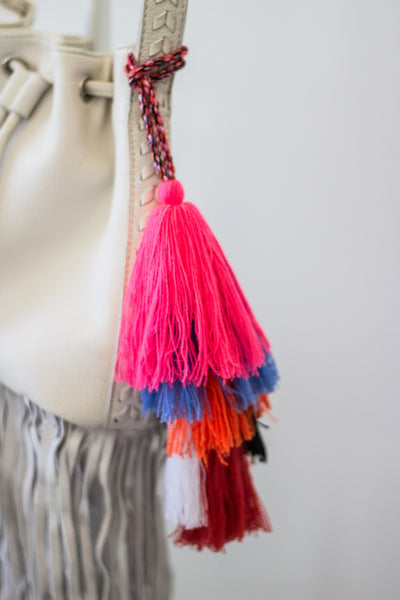 Kaleidoscopic Tassel