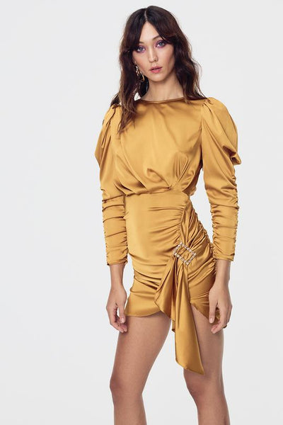 Isabeli Mini Dress by For Love & Lemons - FINAL SALE