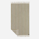 Isle Stripe Towel by Slowtide