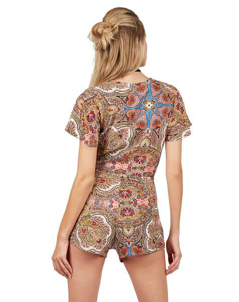 Julia Playsuit by Cleobella - FINAL SALE