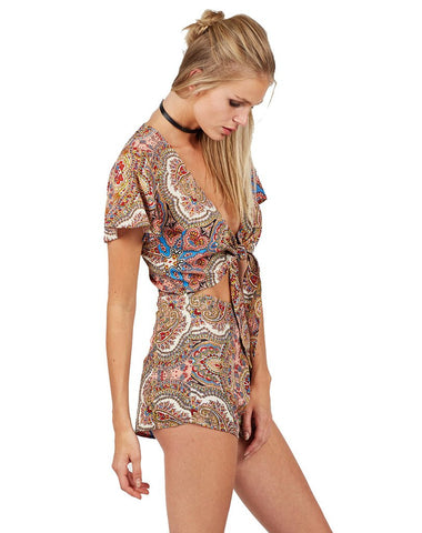 Julia Playsuit by Cleobella