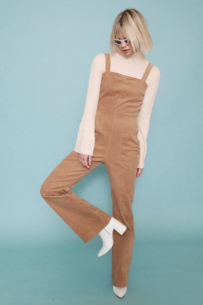 Joni Corduroy Jumpsuit - FINAL SALE