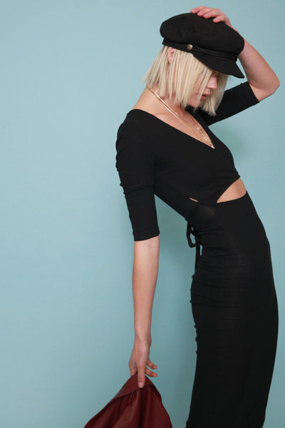 Just My Type Midi Dress - FINAL SALE