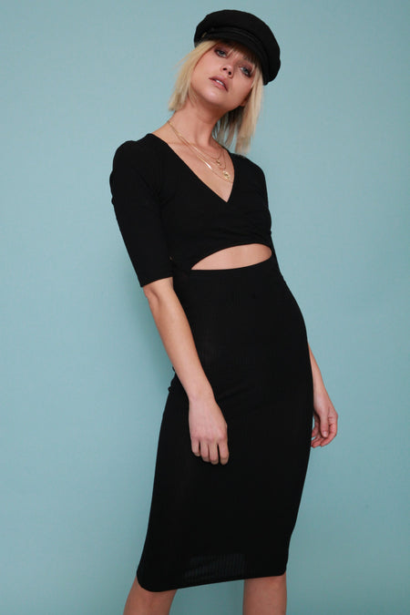 Check It Dress by Amuse Society - FINAL SALE