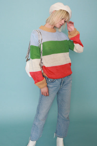 Sherbet Sweater - FINAL SALE
