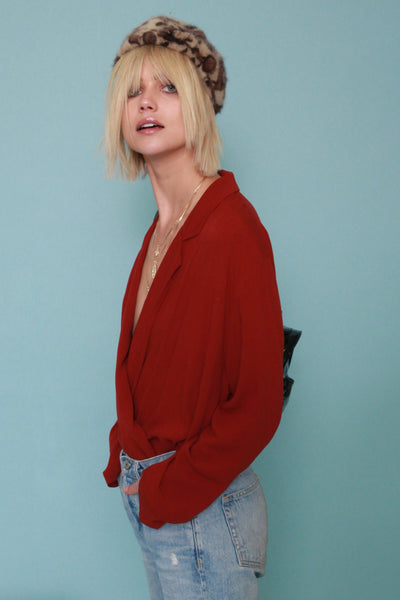 Elsa Bodysuit by Free People - FINAL SALE