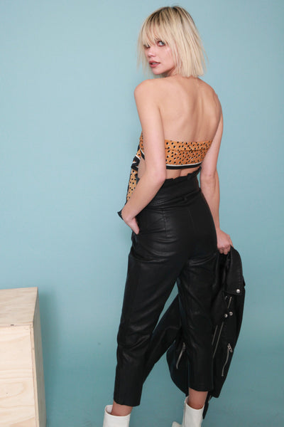 Jagger Leather Pant - FINAL SALE