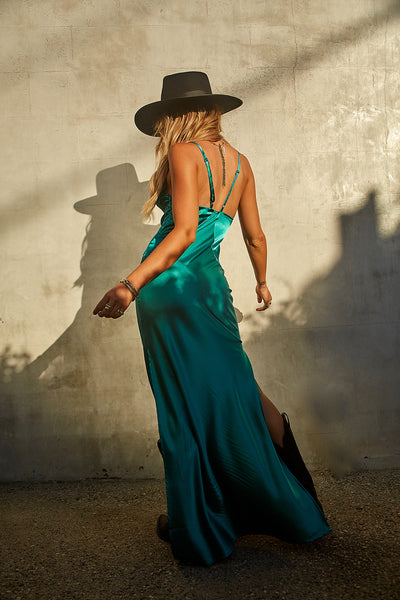 Feel The Rush Maxi Dress