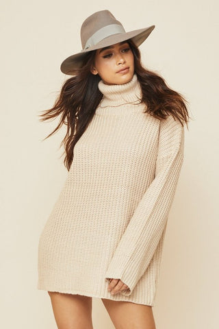 Arrowhead Sweater Dress