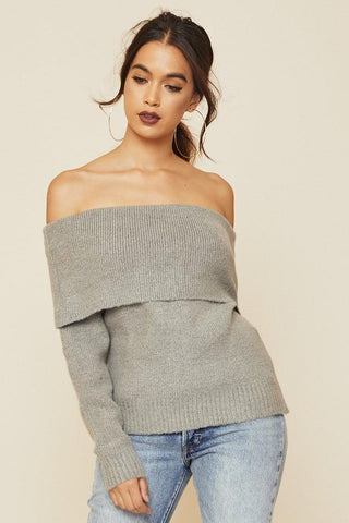 Show Off Sweater