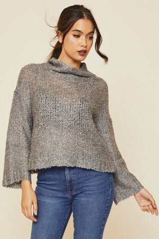 Spun Out Sweater