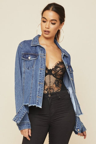 Road Trip Denim Jacket