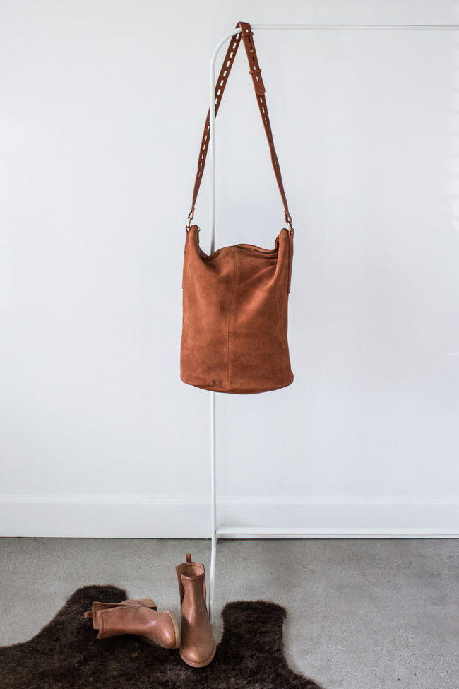 Soho Suede Tote - FINAL SALE