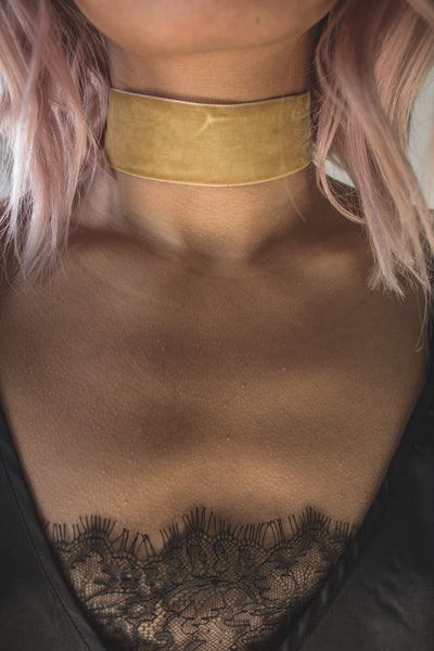 Big Softie Choker - FINAL SALE