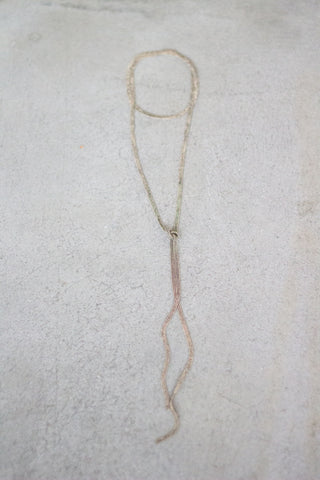 Bead I Say More Wrap Choker - FINAL SALE