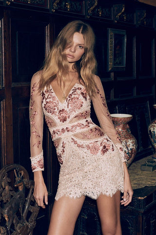 Matador Tulle Dress by For Love & Lemons