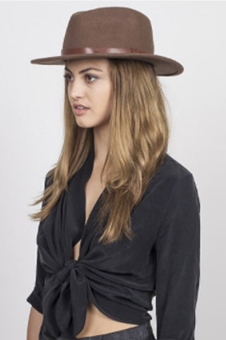Messer Fedora by Brixton - FINAL SALE