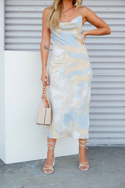 Best Dressed Midi Dress