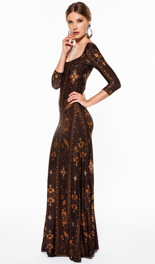 Lee Maxi Dress by Novella Royale - FINAL SALE