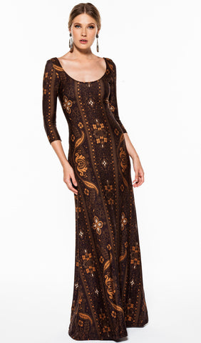 Lee Maxi Dress by Novella Royale- FINAL SALE