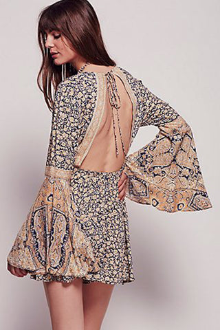 Once Upon A Summertime Romper by Free People - FINAL SALE