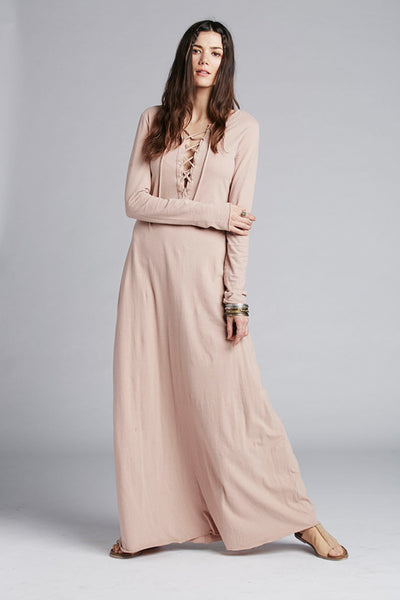 Psychomagic Knit Maxi Dress by Free People- FINAL SALE