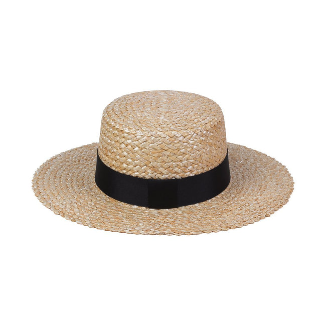 Rico Straw Boater by Lack Of Color