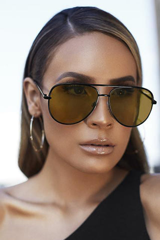 Sahara Sunglasses by Quay x Desi Perkins
