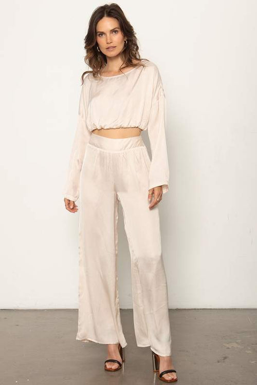 Sunset Wide Leg Pant by Stillwater