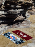 Steelie Beach Towel by Slowtide