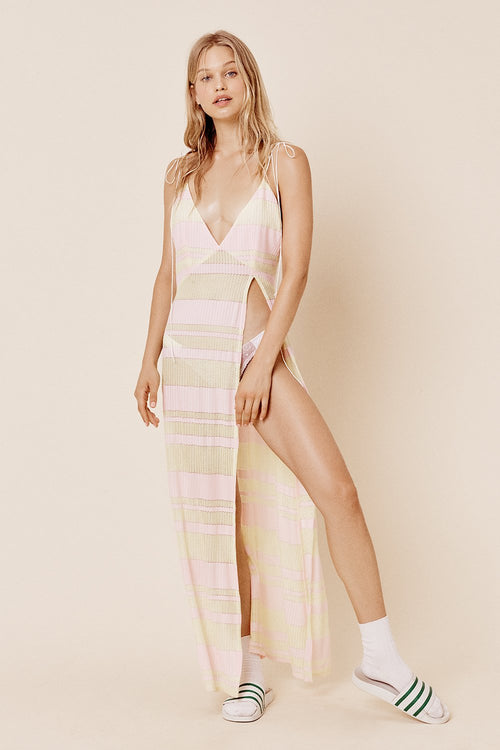 Steph Maxi Coverup by For Love & Lemons - FINAL SALE
