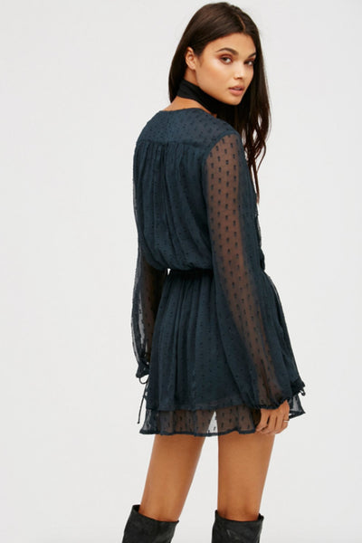 Daliah Mini Dress by Free People - FINAL SALE